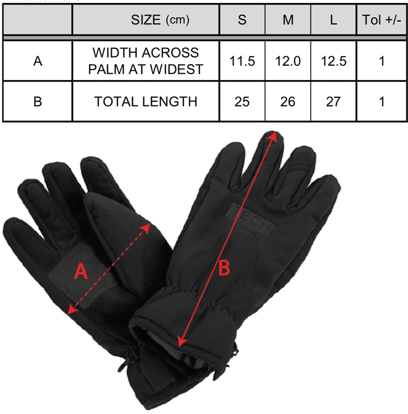 Winter Performance Handschuhe | Result Winter Essentials