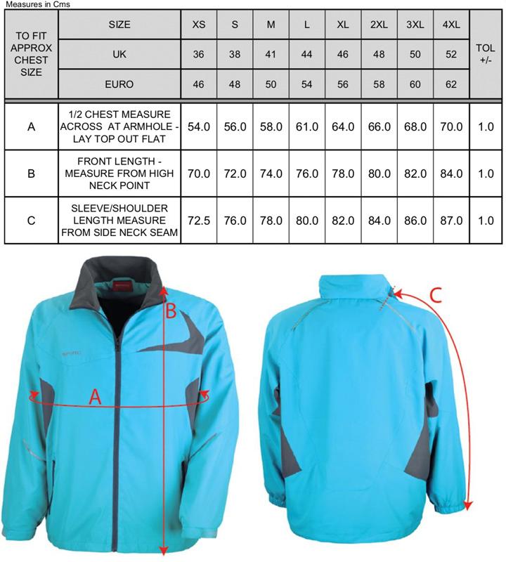 Herren Micro Lite Jacket | Spiro