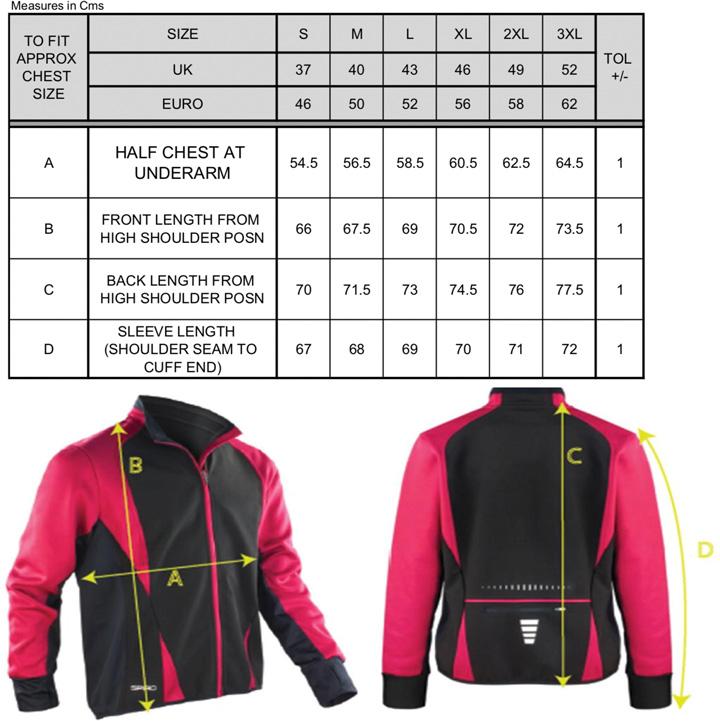 Herren Freedom Softshell Jacket | Spiro