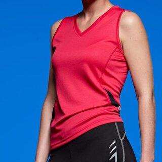 Damen Laufshirt ärmellos | James & Nicholson