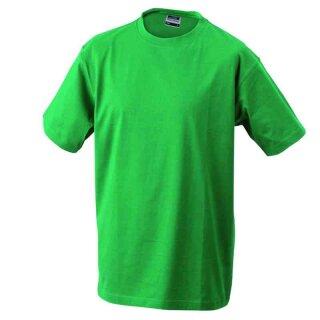 Basic T-Shirt S - 3XL   James & Nicholson irish-green S