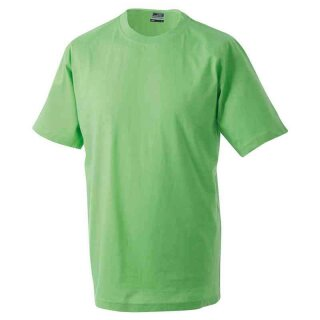 Basic T-Shirt S - 3XL | James & Nicholson limone XXL