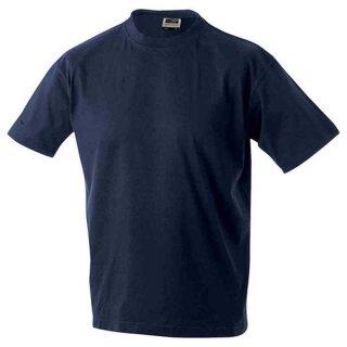 Basic T-Shirt S - 3XL   James & Nicholson petrol M