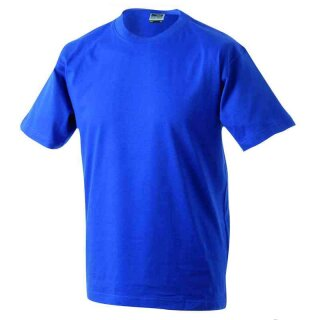 Basic T-Shirt S - 3XL | James & Nicholson royal XXL