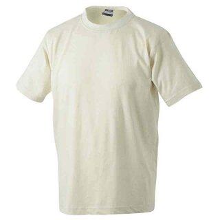 Basic T-Shirt S - 3XL   James & Nicholson stone M