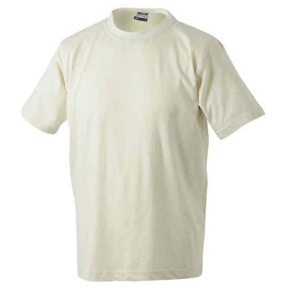 Basic T-Shirt S - 3XL | James & Nicholson stone XXL