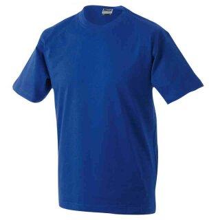 Basic T-Shirt S - 3XL | James & Nicholson dark-royal 3XL