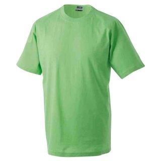 Basic T-Shirt S - 3XL | James & Nicholson limone 3XL