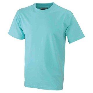 Basic T-Shirt S - 3XL   James & Nicholson mint 3XL
