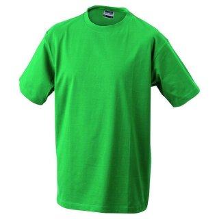 Kinder T-Shirt | James & Nicholson irish-green 110/116 (S)