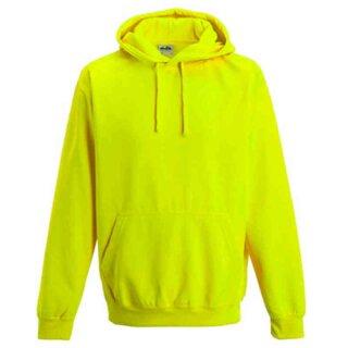Neon Hoodie | Just Hoods neongelb L