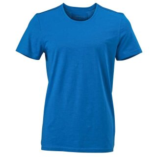 Urban T-Shirt | James & Nicholson azur XXL