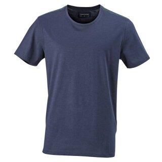 Urban T-Shirt | James & Nicholson navy XXL