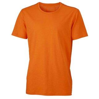Urban T-Shirt | James & Nicholson orange XXL