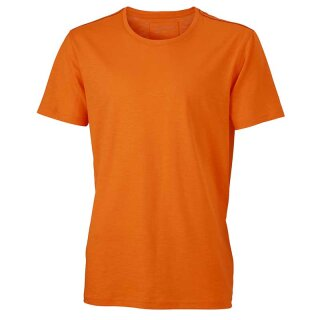 Urban T-Shirt | James & Nicholson orange 3XL