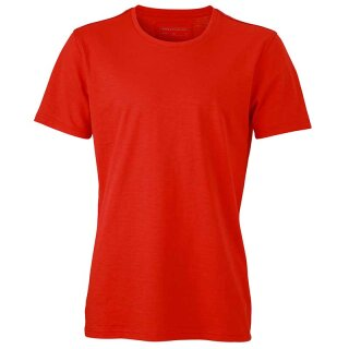 Urban T-Shirt | James & Nicholson tomate 3XL