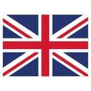 Flagge Großbritannien 90x150cm mit...