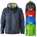 Herren Winter Sport Jacke | James & Nicholson