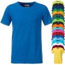 T-Shirt für Jungen | James & Nicholson