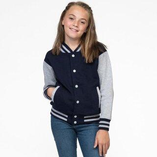Kids` Varsity Jacket   Just Hoods