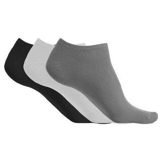 Mikrofaser-Sneaker Socken – 3er Pack   Proact