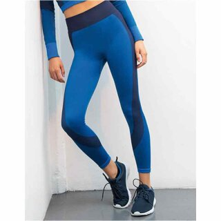 Ladies Seamless Panelled Leggings | Tombo