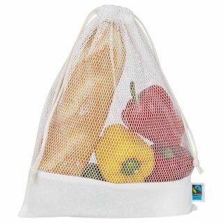 Einkaufsnetz aus Bio-Baumwolle | Printwear