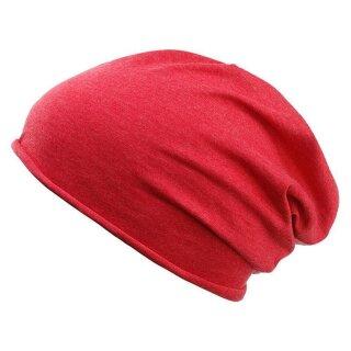 carmine-red-melange