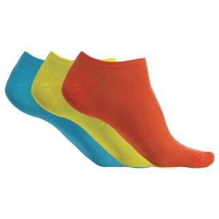 Fluorescent Orange / Fluorescent Yellow / Turquoise