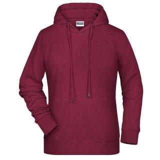 burgundy-melange