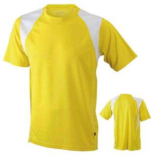 gelb/weiß